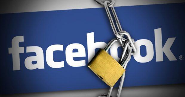 bloqueado pelo facebook